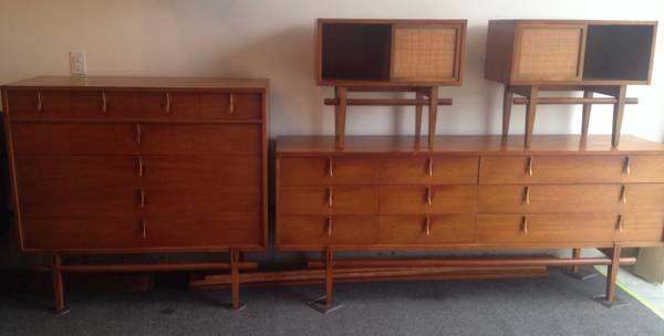 mcm bedroom set furniture pinterest bedroom sets
