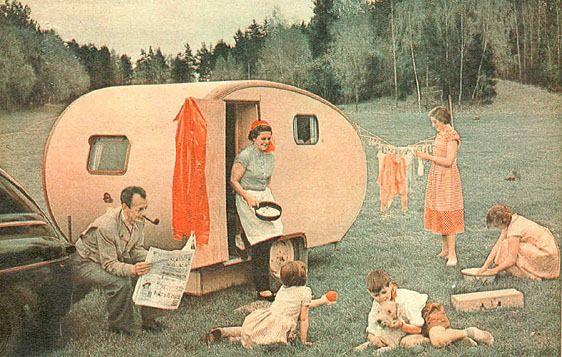 vintage camping | wilderless