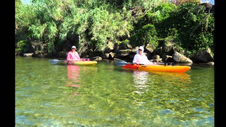 Babinda Kayak Tour starts from  $55 Let the gentle current take you downstream , take on a couple of mini rapids (or ripples!) along the way and we'll come and pick you up at the end'. Visit http://www.fnqapartments.com/tour-babinda-kayak-tour/area-cairns/ #CairnsTour