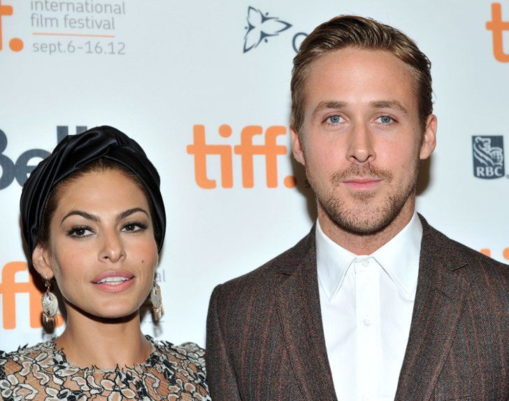 Pin for Later: 21 Famous Women Who Hit It Off With Younger Men Eva Mendes and Ryan Gosling