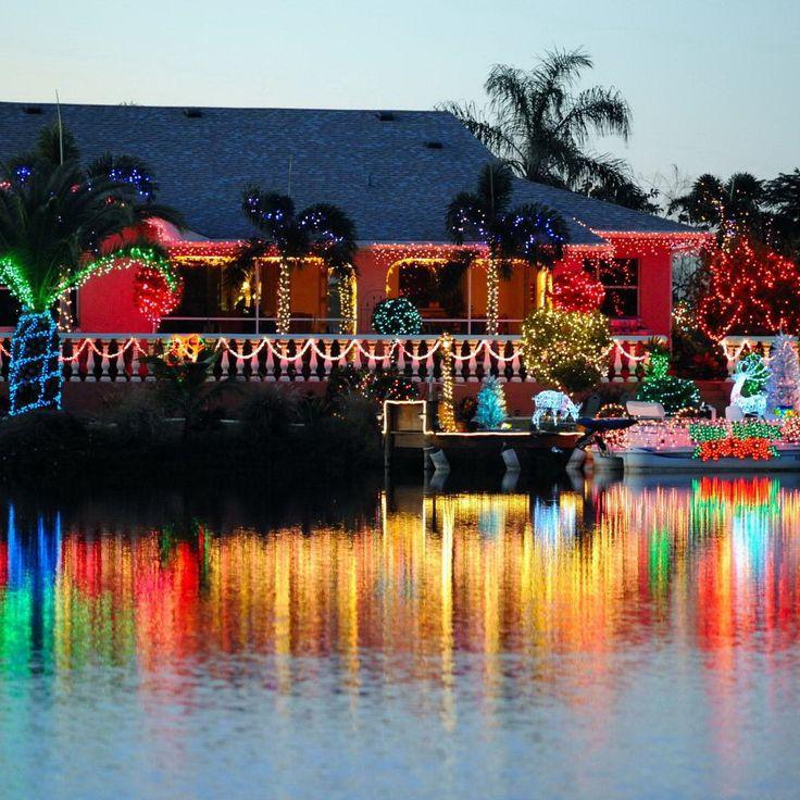 Best 25+ Christmas Lights Display Ideas On Pinterest