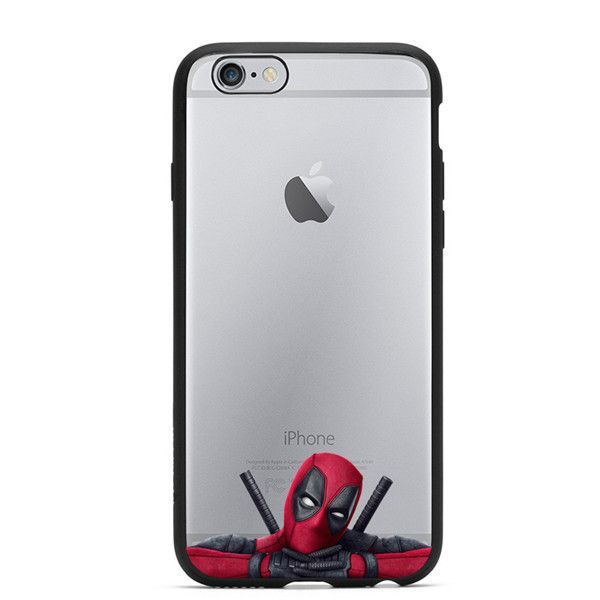 coque iphone 8 deadpool