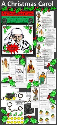 Essay/Term paper: A christmas carol