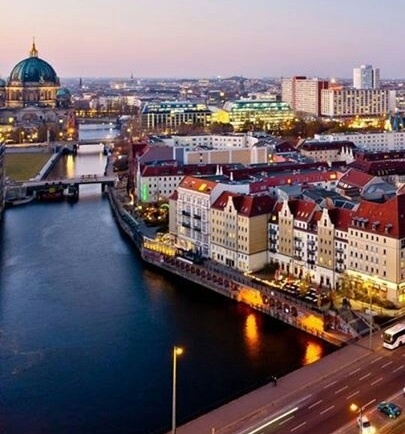 Berlin, Germany: So excited to see the Berlin wall and experience the history!!
