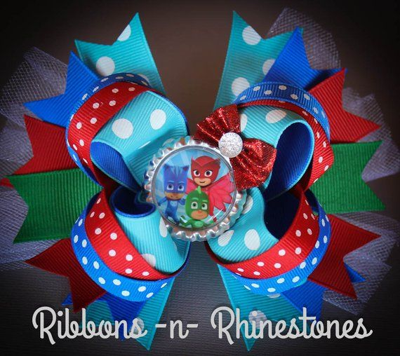 WITH CLIP APPROX. 3.2 INCHES WIDE 1 x DISNEY PRINCESS HAIR BOW
