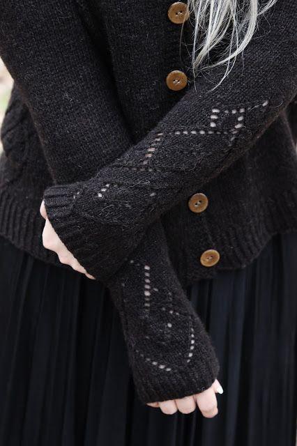 Missä neuloimme kerran: Rosala by Anna Johanna