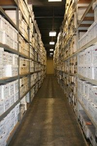 An offsite records storage facility will handle your records management for you. Here are some tips for finding the best one for your needs!