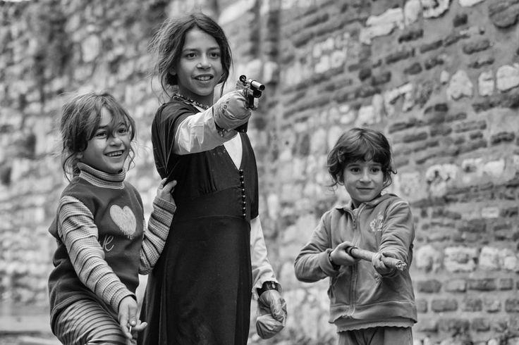 Syrian kids by Altan Biket - Photo 145060231 - 500px