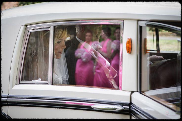World class wedding photography by Jeff Ascough #reflex #car