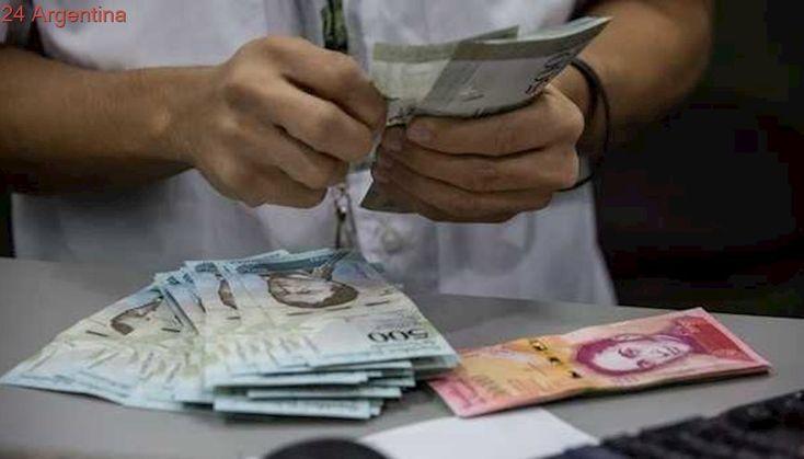 Venezuela cerró 2017 con una inflación del 2.616%