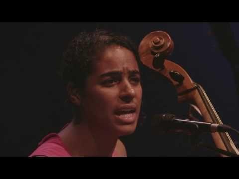 Jazz sous les Pommiers 2016   Leyla McCalla Trio