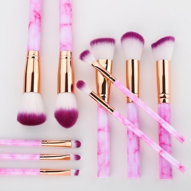 Koffee Makeup Brushes In 2020 Makeup Brushes Makeup Brush Kit Makeup Tools Brushes
