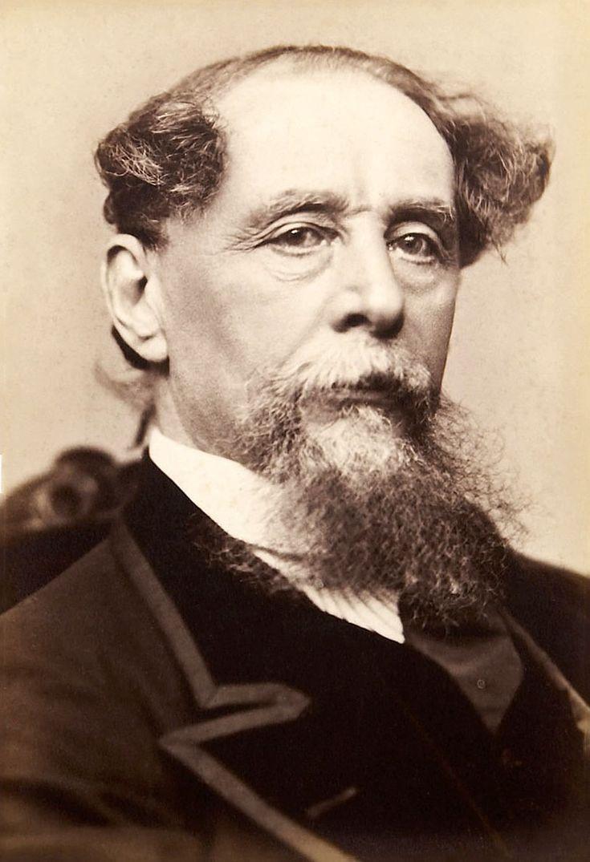 Dickens is een schrijver die john doet denken aan zijn moeder