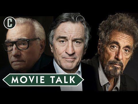 Scorsese Asks Netflix For Irishman Theatrical Release Plus Michael Rapaport In Studio - Movie Talk - YouTube