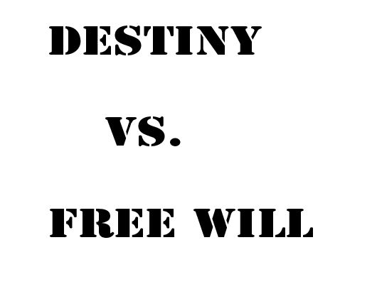 The Nirvana Seeker: Destiny or Free Will?