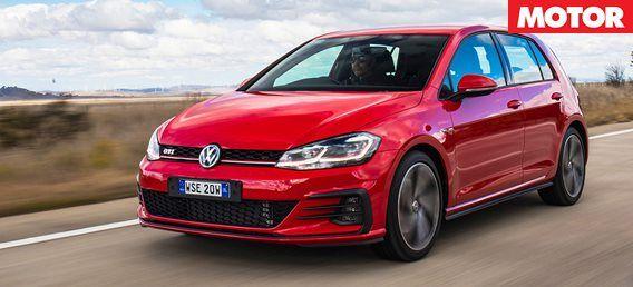 2018 Volkswagen Golf GTI main