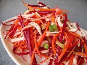 1. Очищающий салат «Метелка»Чудесный салат, словно метлой выметает из организма шлаки и приносит огромную пользу. Это невероятно полезное блюдо — прекрасное средство почистить кишечник, прекрасно под...