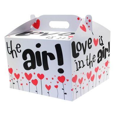 I Love you balloon box