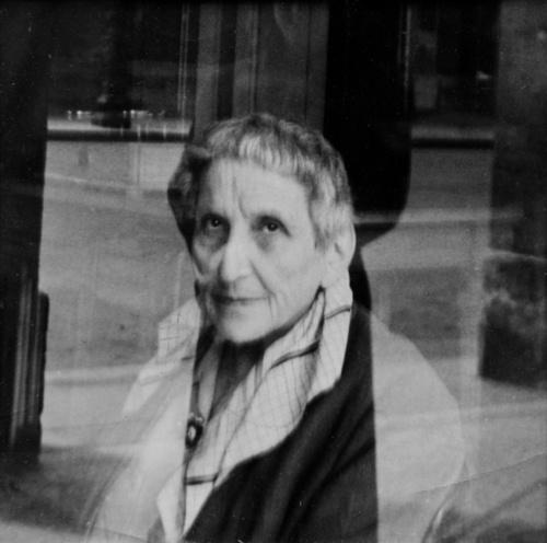 Last portrait of Gertrude Stein, Paris, 1946 by Marc Sabathier-Lévêque