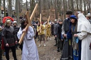Calvary of Wejherowo - Stations of the Cross and passion plays
