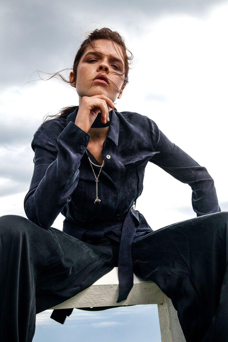 """Sedona"" - Young Blood Hunger TV Fashion Editorials"