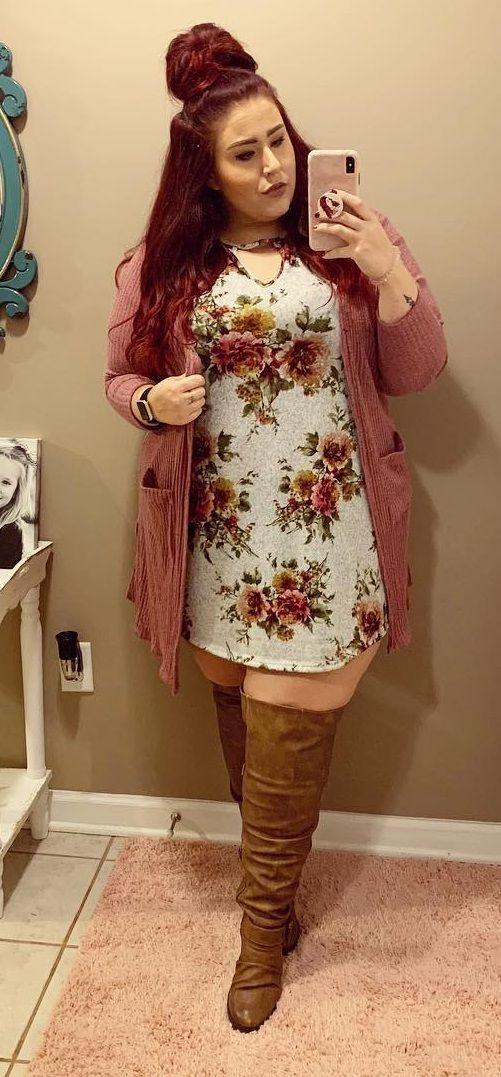 Plus Size Fashion for Women #plussize 1