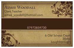 Check out the Free Business Cards I created with Vistaprint! Personalise your own Free Business Cards at http://vistaprint.co.uk/free-business-cards.aspx. Get full-color custom business cards, banners, checks, Christmas cards, stationery, address labels…