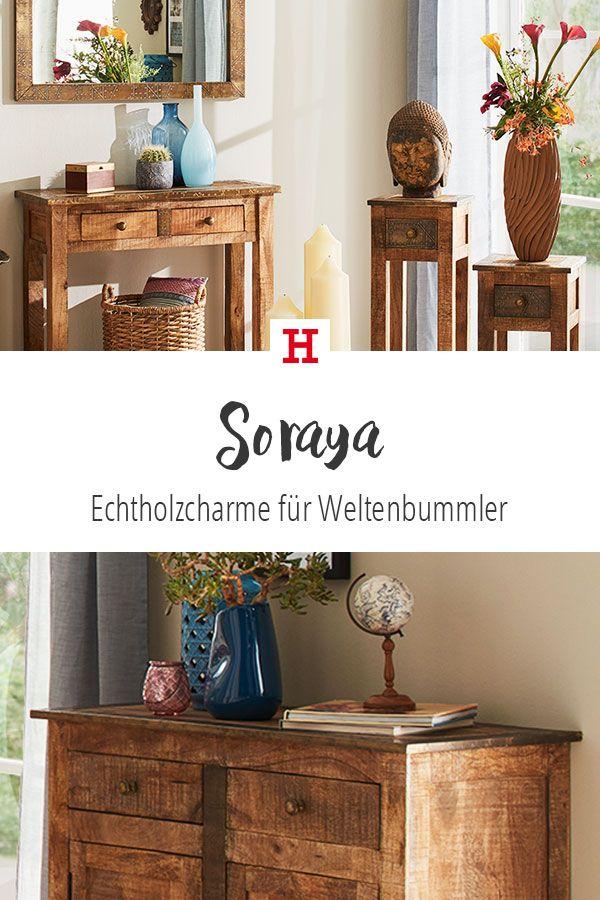 Willkommen Im Orient Möbelreihe Soraya Entführt Ihren Flur Auf