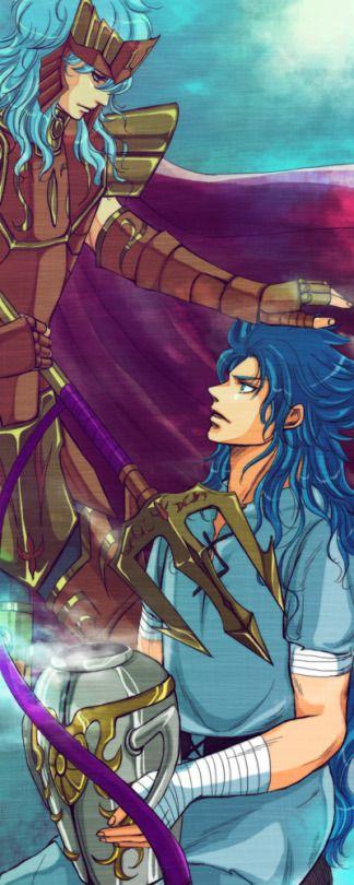 Kami Poseidon (Julian Solo)   Sea Dragon Kanon