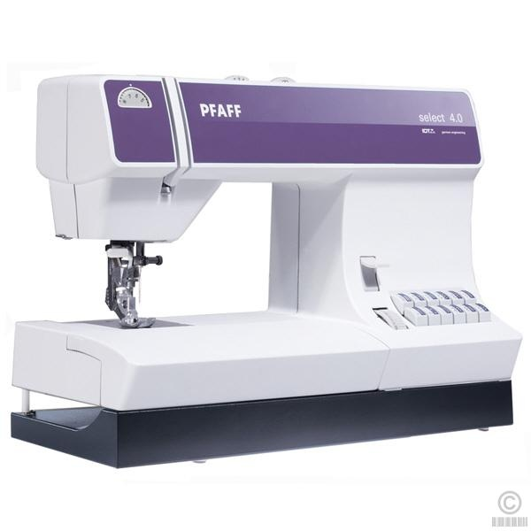 This is my Pfaff and I love it!!! It is the greatest sewing machine ever and totally worth the price!!!