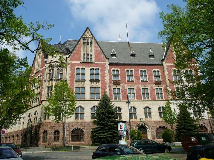 Post Chemnitz