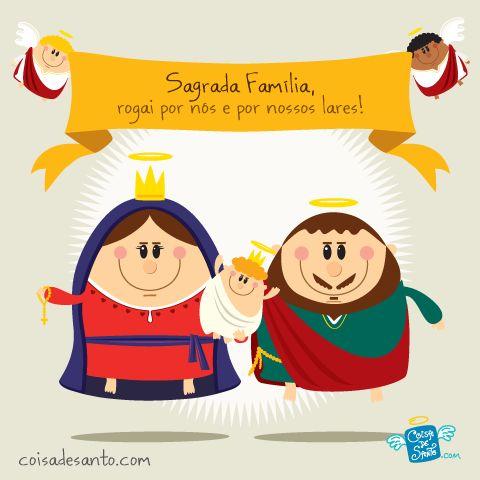Sagrada Família | Coisa de Santo
