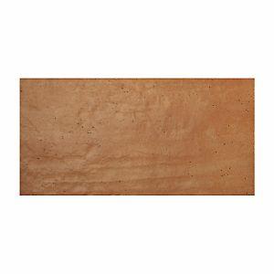 Piastrella Capri 15 x 30 marrone
