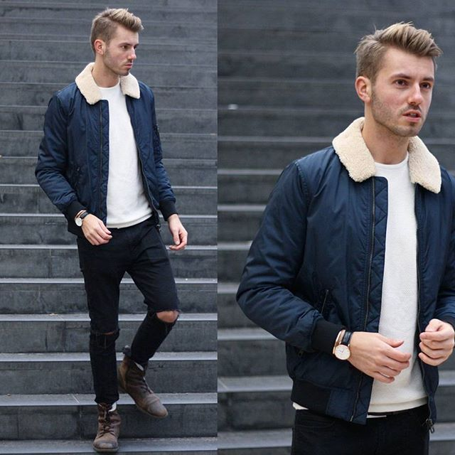 Check out this ASOS look http://www.asos.com/discover/as-seen-on-me/style-products?LookID=540228