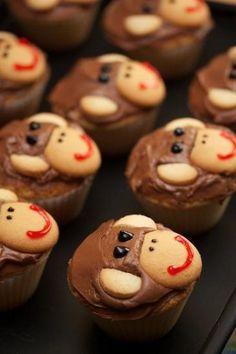 Diese Muffins sind so süß, da traut man sich gar nicht sie aufzuessen!  www.pitea.de