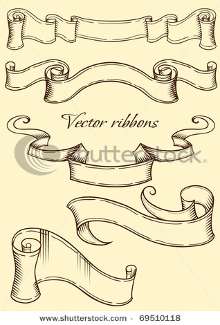 tattoo banners ink pinterest tattoo banner banners and ribbons. Black Bedroom Furniture Sets. Home Design Ideas