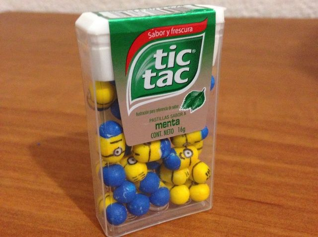 How to Make Your Own Tic Tac Minions https://snapguide.com/guides/make-your-own-tic-tac-minions/