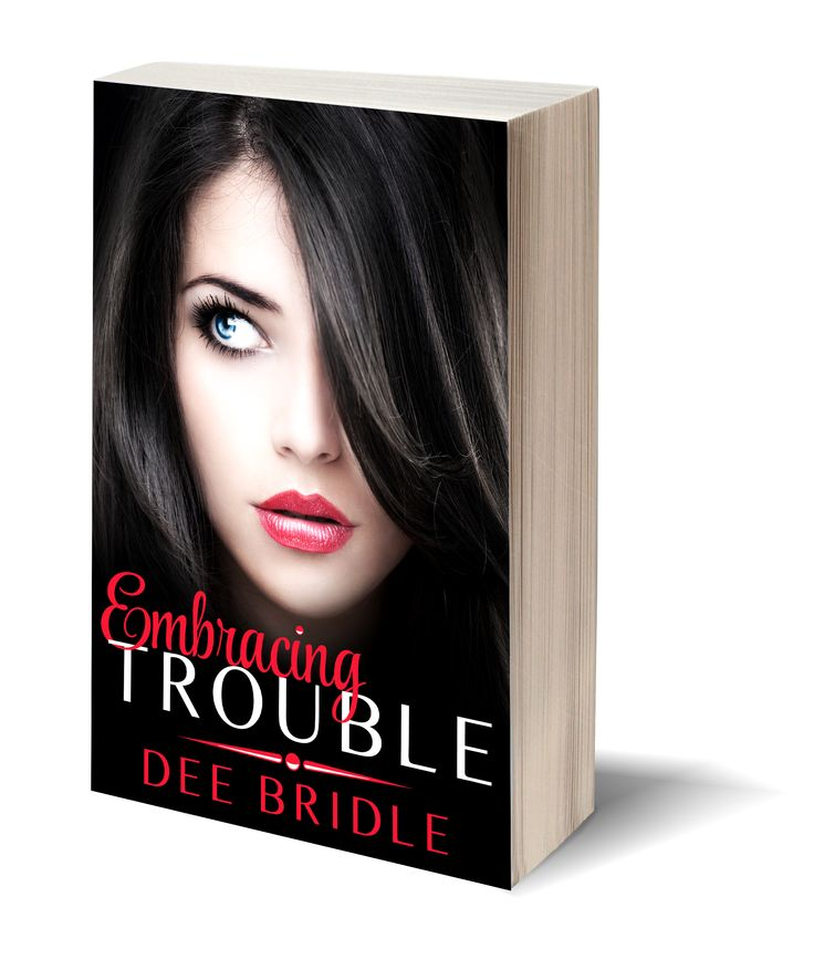 Embracing Trouble 3D Cover