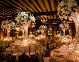 Wedding Reception At Shadowbrook