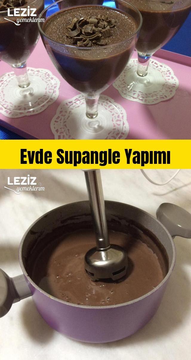 Supangle Making zu Hause