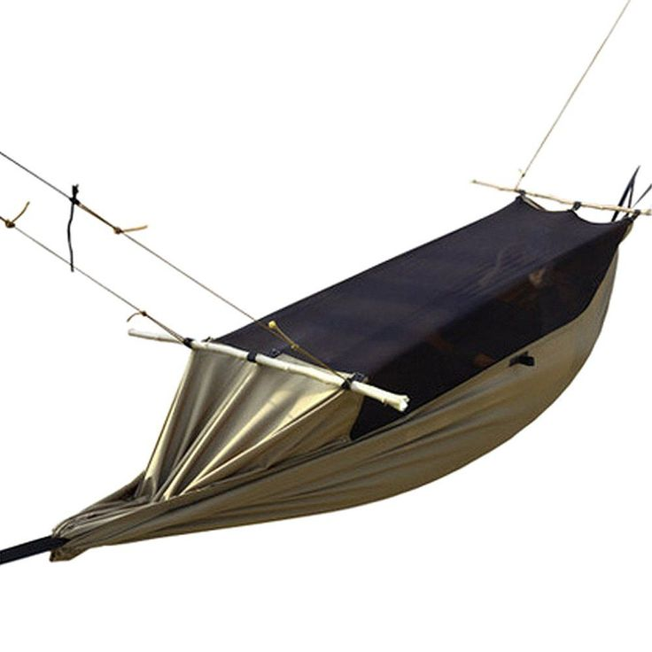 camping hammock tent 12 person portable mosquito net polyester waterproof portable light weight hiking outdoor fun