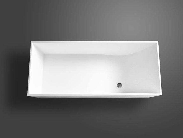 Die 25+ besten Ideen zu Badewanne eckig auf Pinterest | A cote de ... | {Freistehende badewanne eckig 84}