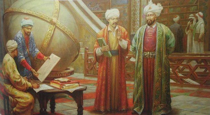 """TARİH : Orta Çağ Türk-İslâm Dünyasında """"Kılavuz""""lar"""