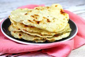 Cooking with Šůša : Domácí rýžová tortilla