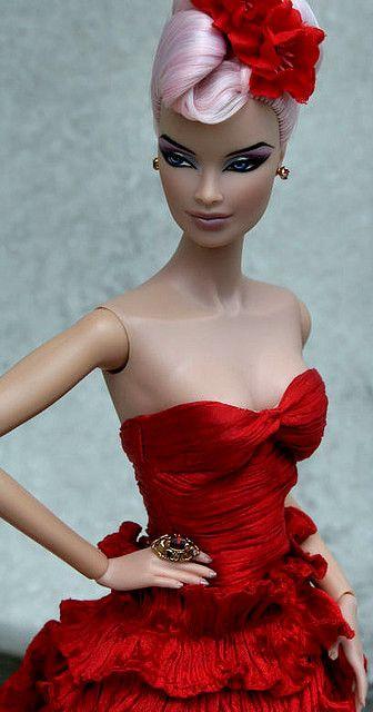 I wish I had had a Barbie like that!