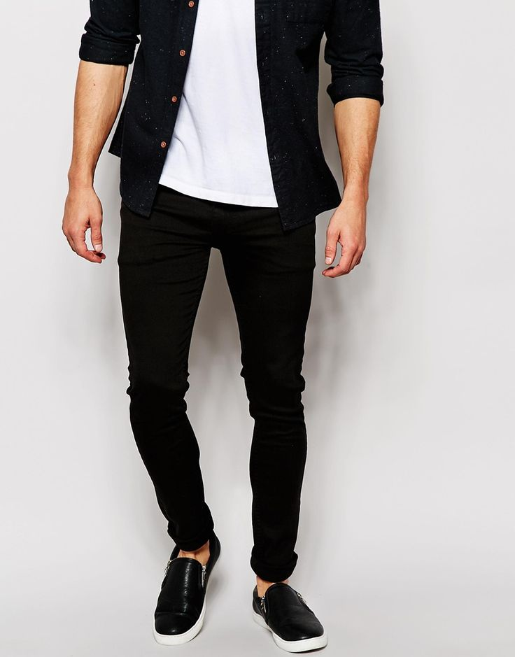 Black Super Skinny Jeans   Skinny Jeans   Pinterest   Products, Skinny jeans  and Skinny ac0b1bdaab