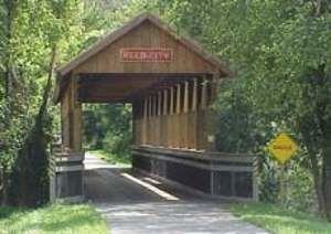 Reed City Covered Bridge
