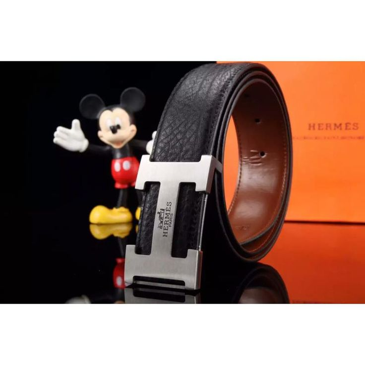 Hermes 1 : 1 quality belts, top layer leather blets, steel buckle, width 38mm