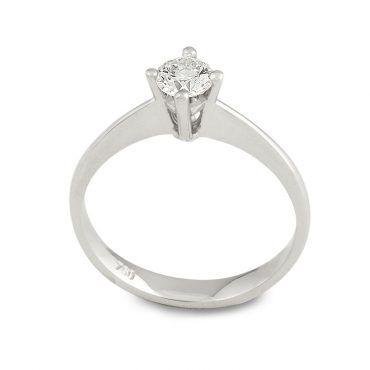 DIAMONDJOOLS μονόπετρο δαχτυλίδι λευκόχρυσο Κ18 με διαμάντι με διεθνή πιστοποιήση IGI   Δαχτυλίδια πρότασης γάμου ΤΣΑΛΔΑΡΗΣ στο Χαλάνδρι #brilliant #διαμάντι #μονόπετρο #δαχτυλίδι #λευκοχρυσο #monopetro
