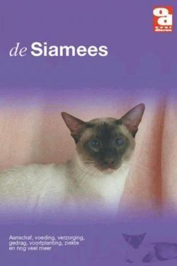 Het boek De Siamees is goed inhoudelijk, gericht op Siamese rassen. Samengesteld met medewerking van dierenarts, fokkers en katten deskundigen.